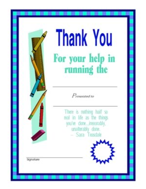 Thank you certificate three certificate templates teachers thank you certificate three yelopaper Image collections