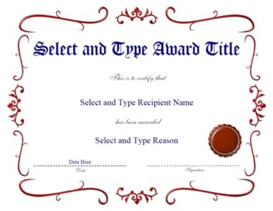 red certificate borer